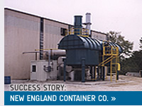 Sucess Story New England Container co
